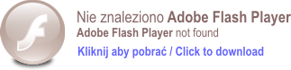 Pobierz Adobe Flash Player / Download Adobe Flash Player